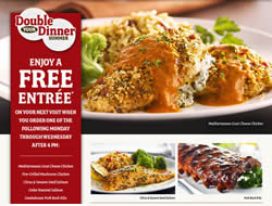 Free restaurant coupons applebees